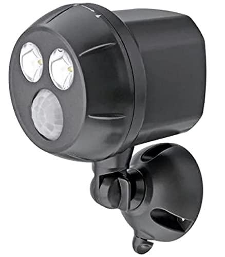 Wireless spotlight 450 Lumens motion activated outdoor flood light battery