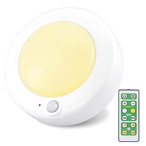 BIGMONAT Wireless Shower Light