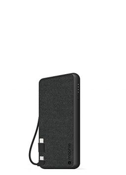 Qi Wireless Charging with Built in Micro USB and Lightning Cables