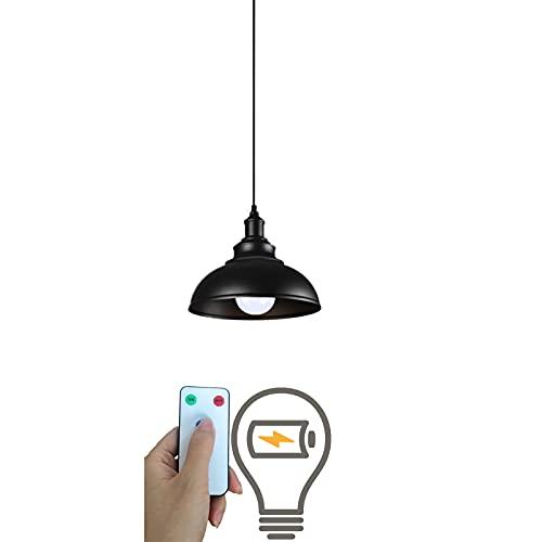 Adjustable Vintage Hanging Pendant Light