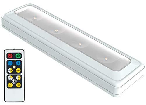 Brilliant Evolution Wireless LED Light Bar with Remote Control