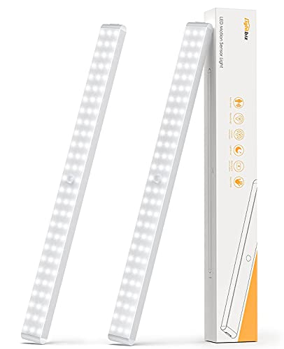 Under Cabinet Lighting, 80-LED Dimmable Closet Lights