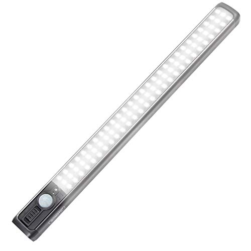 Closet Light 4W Motion Sensor Closet Lights Rechargeable