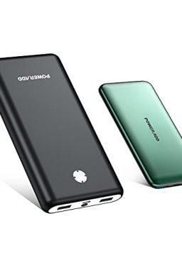 10000mAh Portable Charger Slim Fast Charging Power Ban