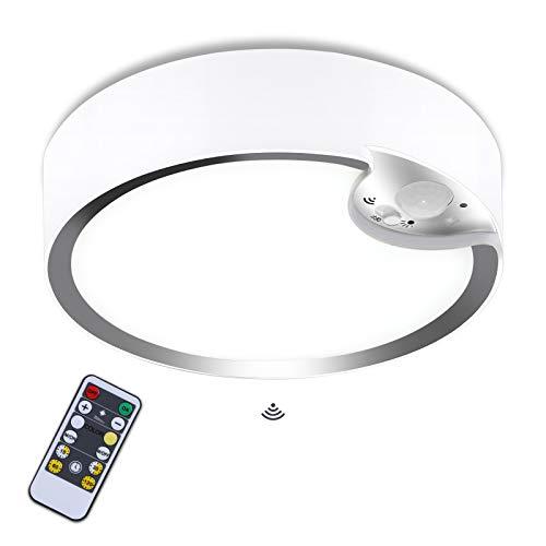 LIGHTESS Motion Sensor Ceiling Light Battery