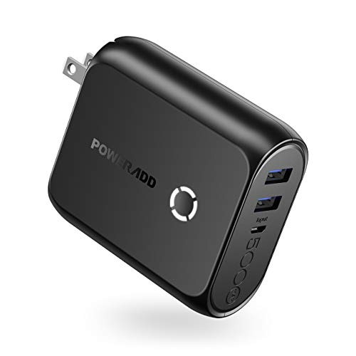 5000mAh with Dual USB Portable Charger