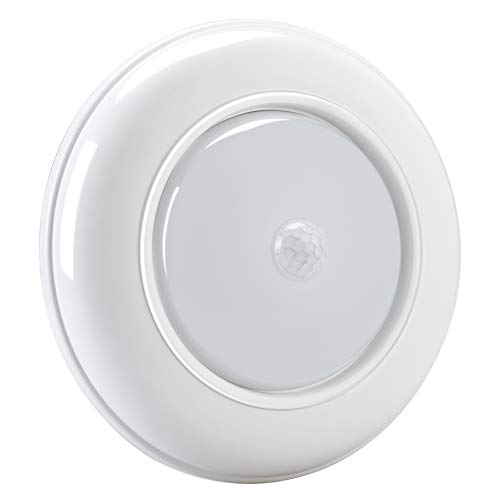 WOOPHEN Motion Sensor Ceiling Light Battery Operated