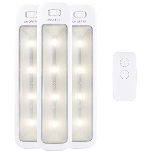 GE Wireless LED Bar, 3 Pack, Remote Controlled