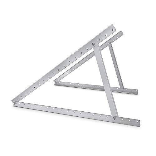 Newpowa Adjustable Solar Panel Tilt Mount Brackets Kit