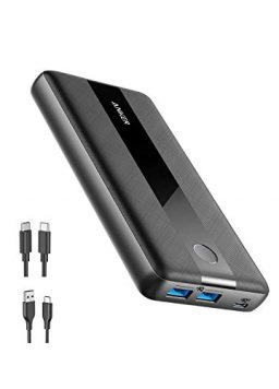 19,200mAh Huge Cell Capacity 45W Power Delivery Portable Charger