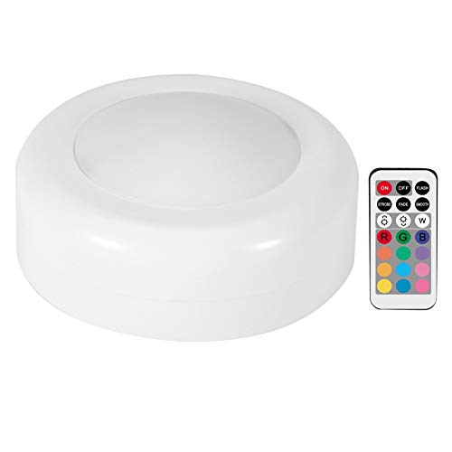 attery Powered Night Lights with Remote