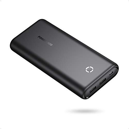 20000mAh Power Bank External Battery for iPhone 12 11 XS X 8 7 6S Samsung S20