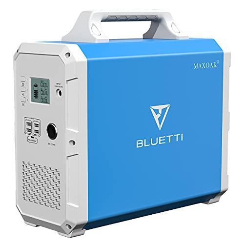 MAXOAK Portable Power Station BLUETTI