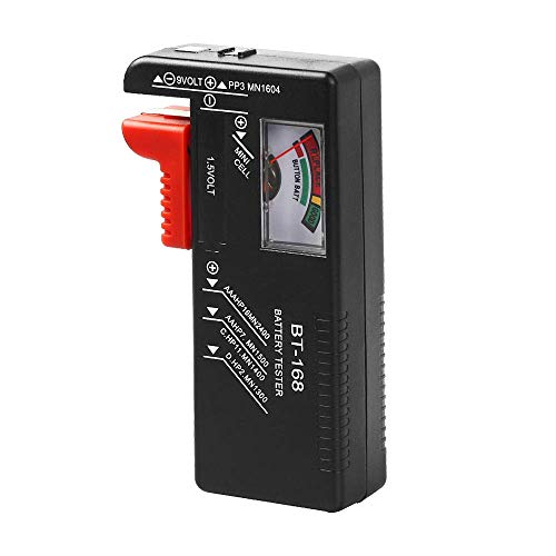 Universal Battery Checker for AA AAA C D 9V 1.5V
