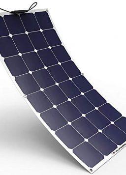 ALLPOWERS Solar Panel 100W 18V 12V Bendable Flexible