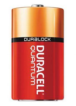 Duracell QU1300 Quantum Alkaline D Batteries