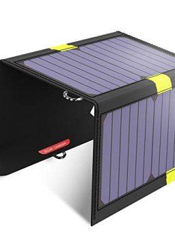 Portable Solar Chargers X-DRAGON 20W SunPower Solar Panel