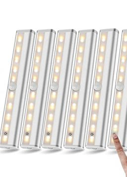 20-LED Dimmable Battery Operated Lights