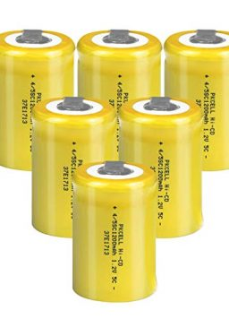 1.2V Nicd 4/5 Sub C Rechargeable Battery