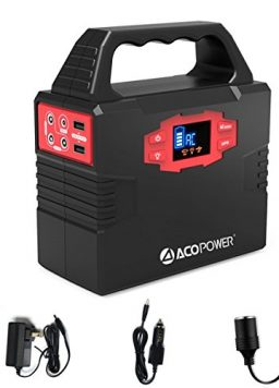 ACOPOWER 150Wh 40,800mAh Portable Generator Power Supply