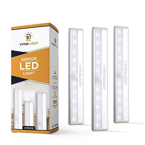 LED Closet Light Motion Activated, Under Cabinet Lights