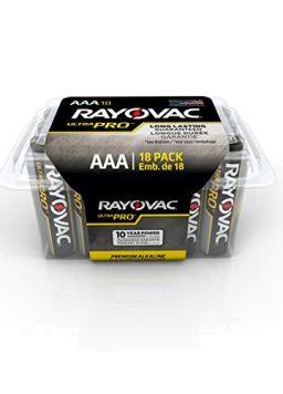 Rayovac Batteries UltraPro Industrial Alkaline Battery