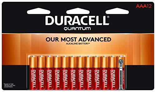 Duracell - Quantum AAA Alkaline Batteries