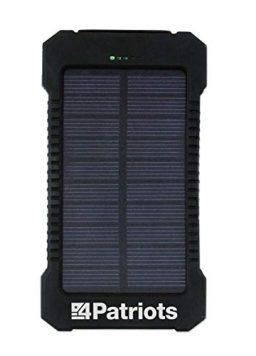 4PATRIOTS: Patriot Power Cell USB Solar Charger