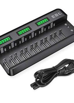 AA AAA C D Ni-MH Ni-CD Batteries
