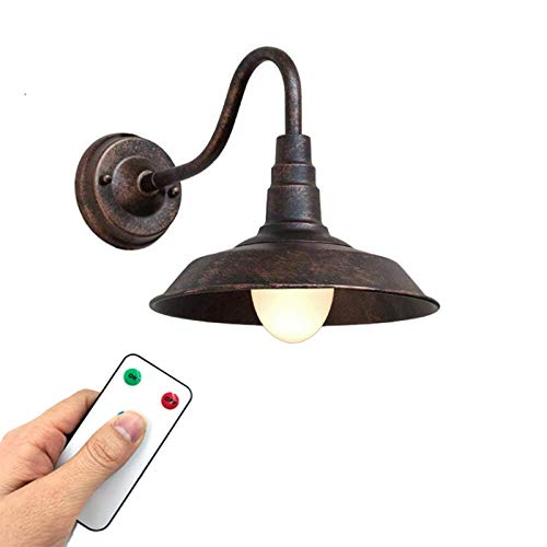 civaza Battery Operated Wall Sconce 1 Pack