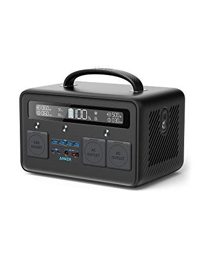 Anker Portable Power Station, PowerHouse II 800