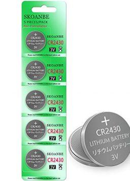 ECR2430 3V Lithium Coin Battery