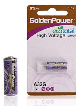 Safe 9V Battery Maxi Plus