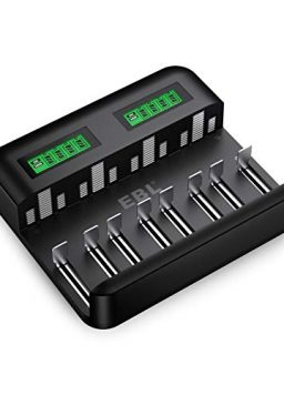 AA AAA C D Universal Battery Charger
