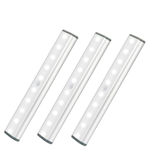 LED Motion Sensor Cabinet Light,Under Counter Closet Lighting