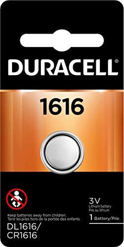 DURACELL 3V 1616 Entry Battery