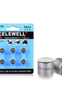 DL1/3N 3V Battery 170mAh High Capacity