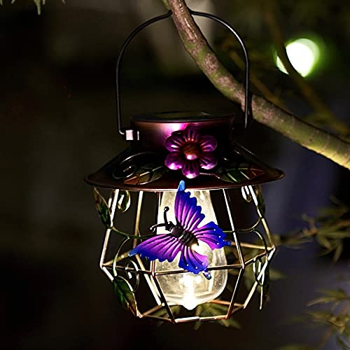 Solar Lanterns Outdoor Hanging Solar Lights Decorative
