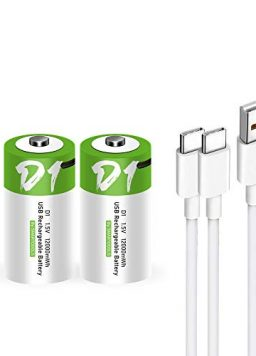 USB D Lithium ion Rechargeable Battery