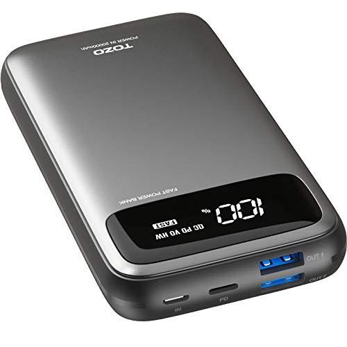 20000mAh Fast Charging Power Bank 18W Battery Pack