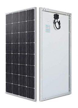 Renogy Solar Panel 160 Watt 12 Volt Monocrystalline
