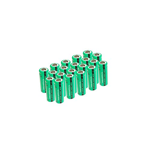 2/3 AAA Rechargeable Battery with Flat Top