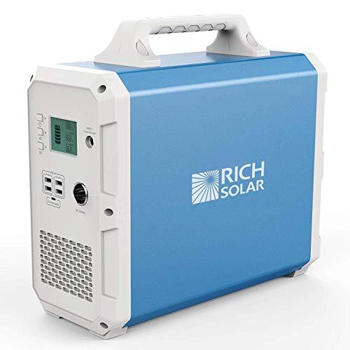 RICH SOLAR X1500 Lithium Portable Power Station