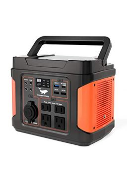 300W Portable Power Station, Ecosonique 100W PD Input/Output