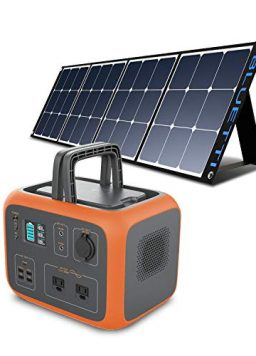 BLUETTI Portable Power Station with Solar Panel