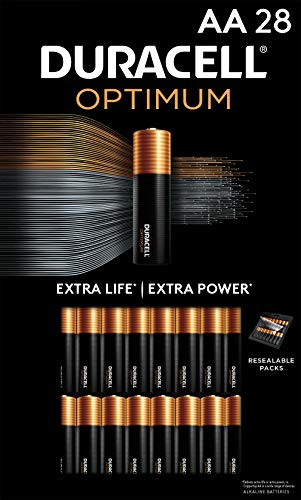 AA Batteries Lasting Power Double A Battery 28 Pack
