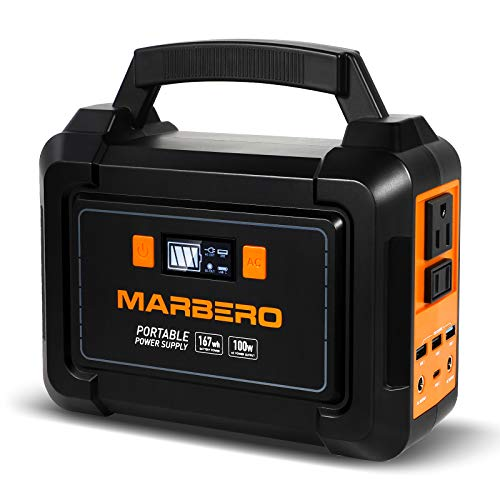 MARBERO 167Wh Portable Power Station