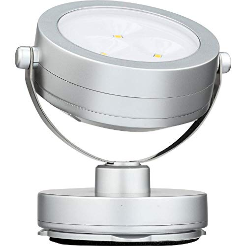 Battery-Operated LED Swivel Base Spot Light