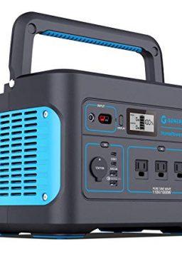 Generark HomePower ONE: Backup Battery Power Station