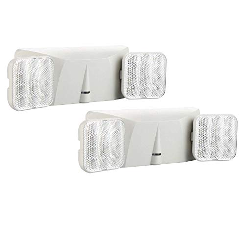 SPECTSUN Emergency Light White